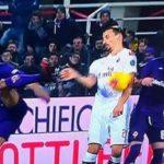 """La Scala: """"Rete annullata a Ibrahimovic? Regolamento cervellotico e idiota. Quando il Milan deve gestire la gara non ci riesce"""""""