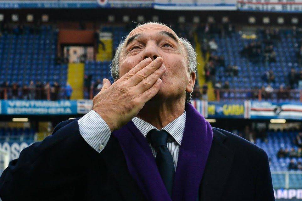 """Gli auguri della Fiorentina: """"Con una splendida veduta della città, in un momento difficile, auguri Firenze"""""""