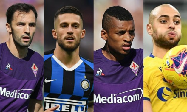 Campionato a maggio? Amrabat e Biraghi giocherebbero le ultime partite con la Fiorentina, Dalbert e Badelj via
