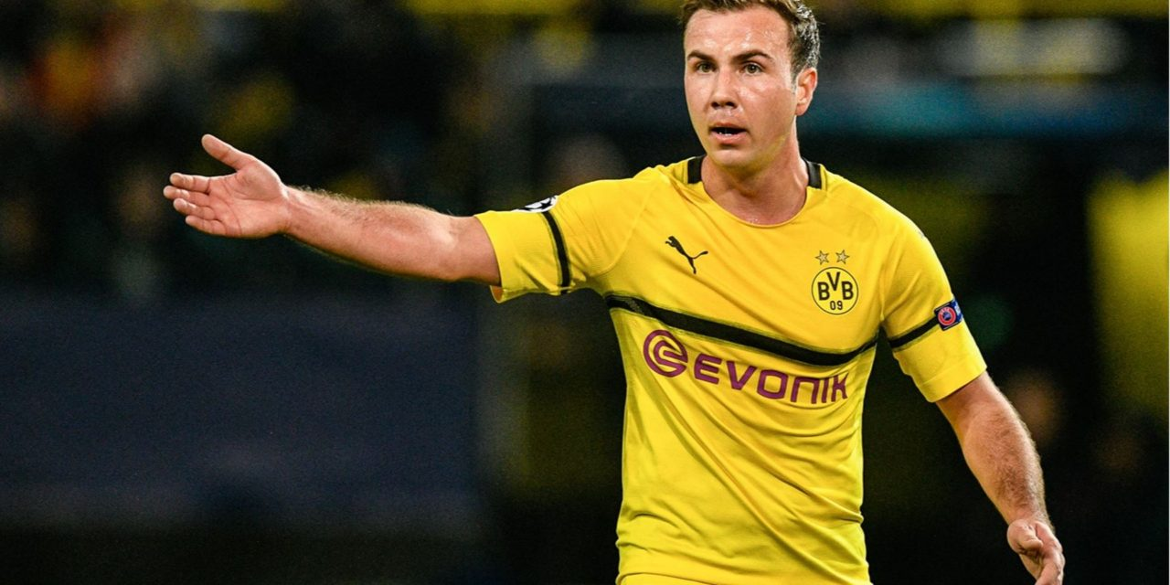 "Borussia Dortmund, Ds Zorc: ""Goetze andrà via in estate. É una decisione presa in sintonia"""