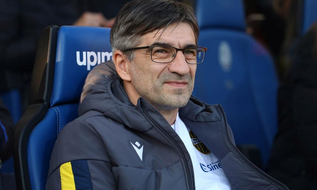 Verona, Juric rinnova contratto per tre anni