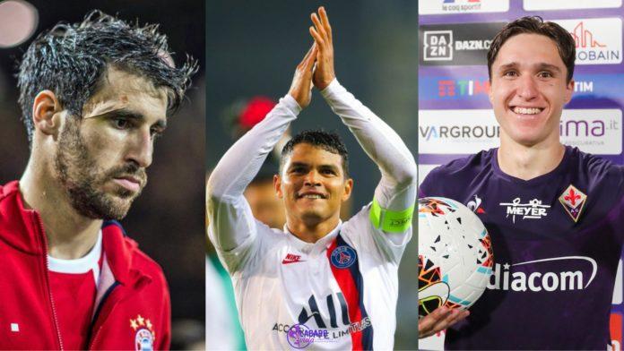 Thiago Silva: 'La Fiorentina? Non ho ancora firmato'