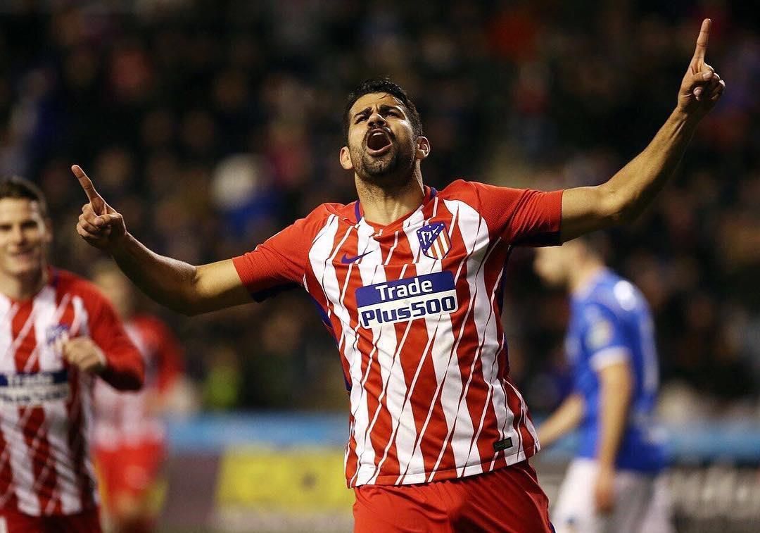 Calciomercato, decisione su Diego Costa